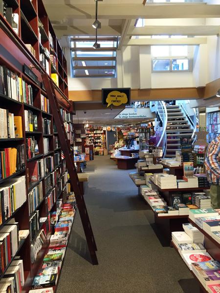 boekhandel v.d. Brink in Zutphen