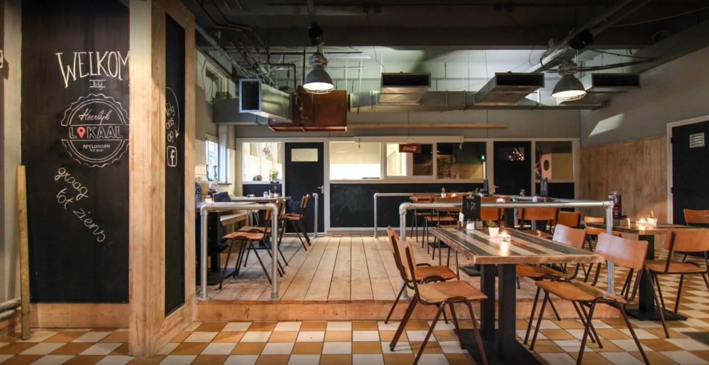 foto restaurant Heerlijk Lokaal in Apeldoorn