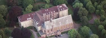 luchtfoto klooster Huissen